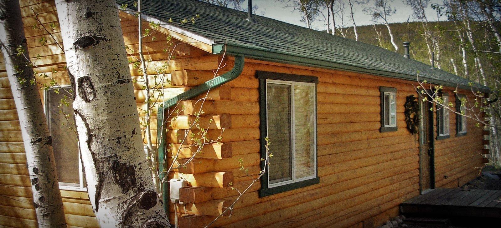 Homes exterior in Colorado